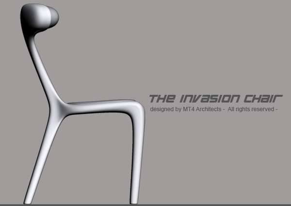 MT4 Invasion Chair