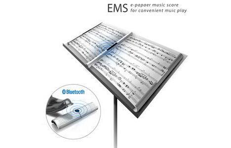 E-Paper Sheet Music