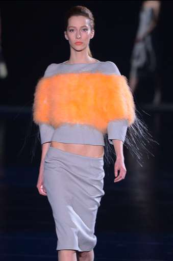 Sculptural Pastel Runways