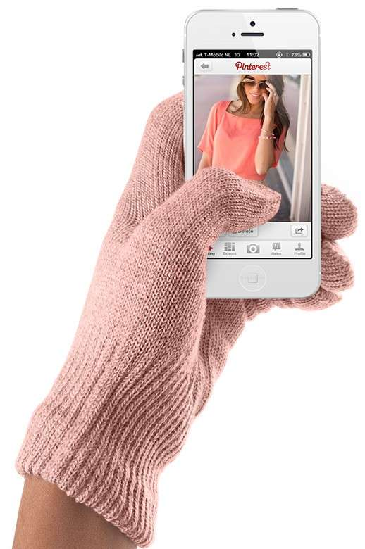Techy Touch Sensitive Mitts (UPDATE)