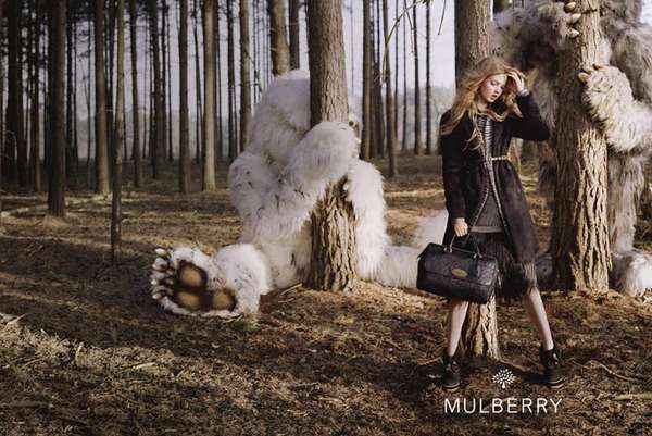 Monster-Full Fashion Ads