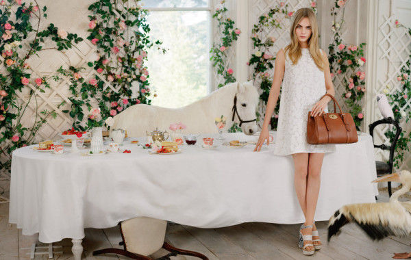 Fanciful English Tea Editorials