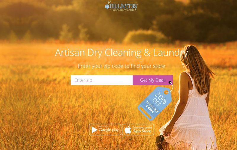 On-Demand Laundry Services