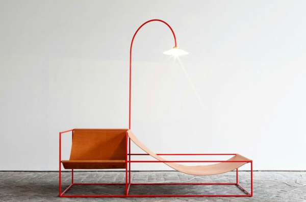 Spindly Fusion Furnishings