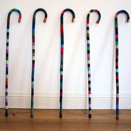 Multi-Colored Canes