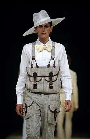 Fashion Fit For Fishermen