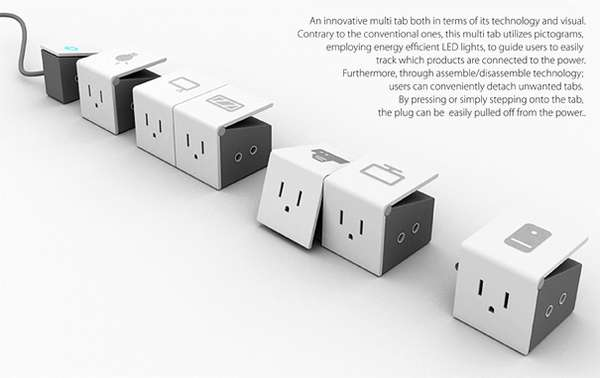Modular Power Strips