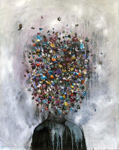 Multi-Dimensional Art Pieces