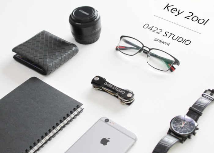 USB-Embedded Keychains