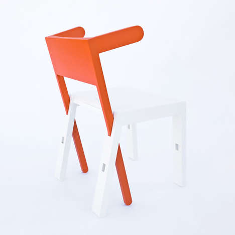 Minimalist Multi-Functional Seats
