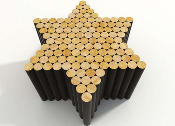 Magnetic Wooden Tables