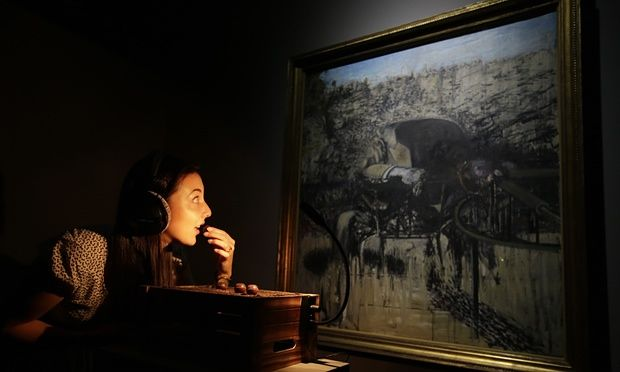 Multi-Sensory Art Museums