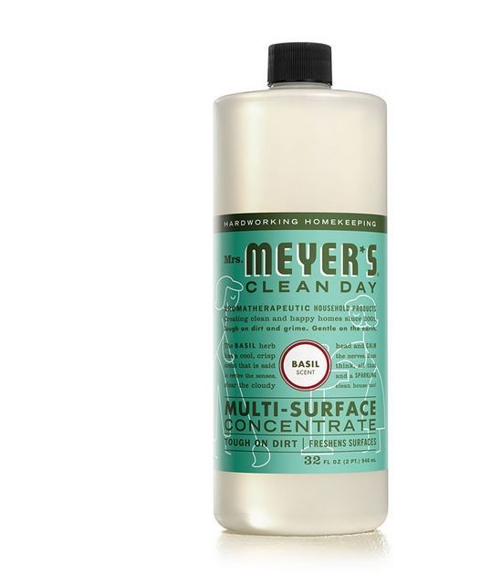 Herb Infused Concentrated Cleaners Multi Surface Concentrate