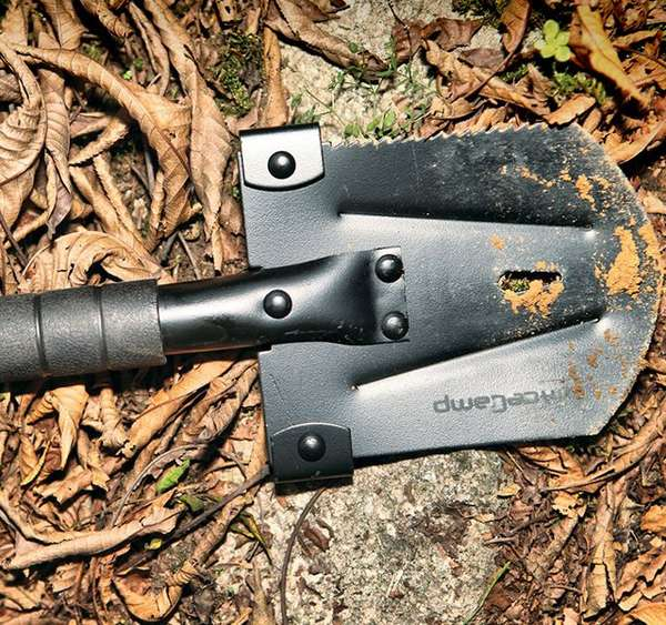 Rugged Uber-Functional Shovels