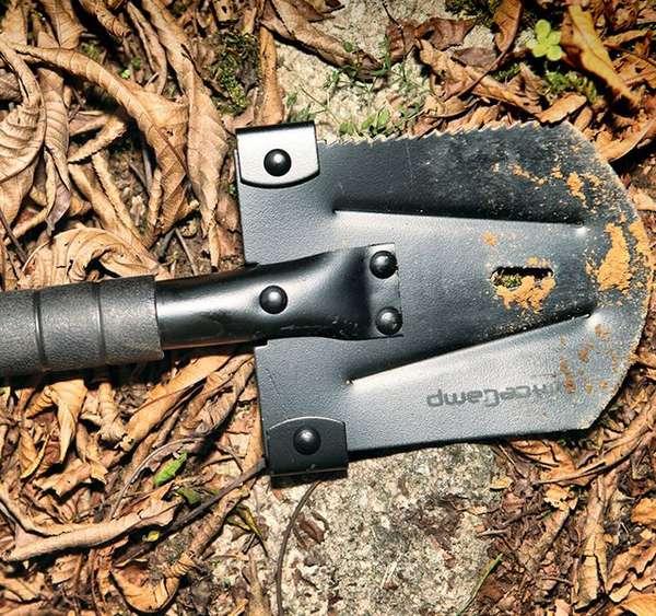 Rugged Uber-Functional Shovels