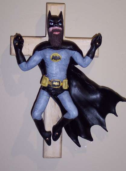 Crucifix Superheroes