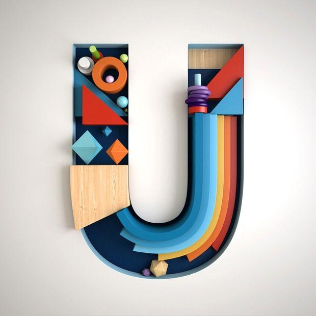 Ambiguous Typeface Photography