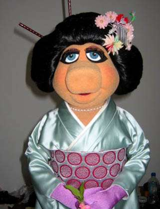 Muppets As Style Icons