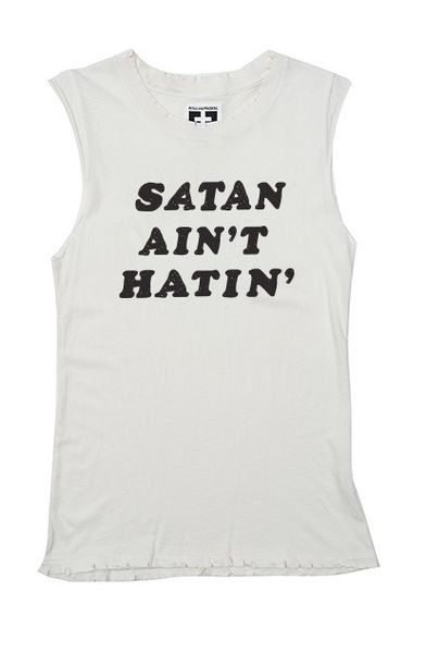 Satanic Muscle Tanks
