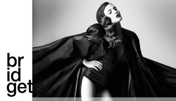 Glamorously Gothic Editorials