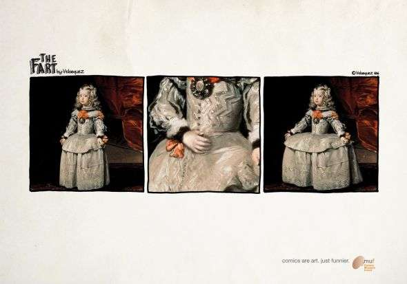 Cheeky Classic Art Campaigns