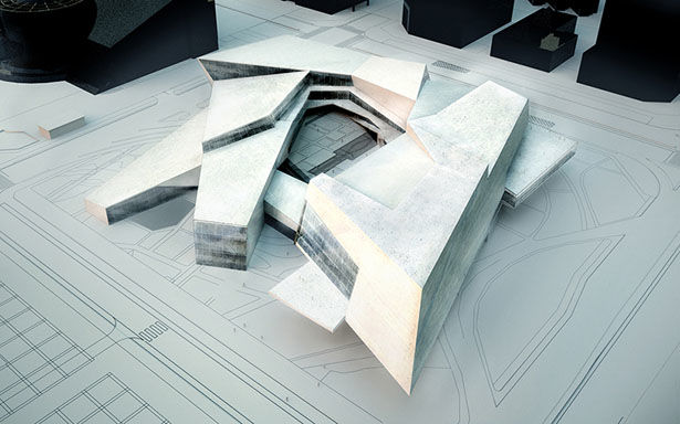 Concrete Low-Level Museums