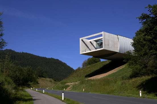 Tunneled Art Museums