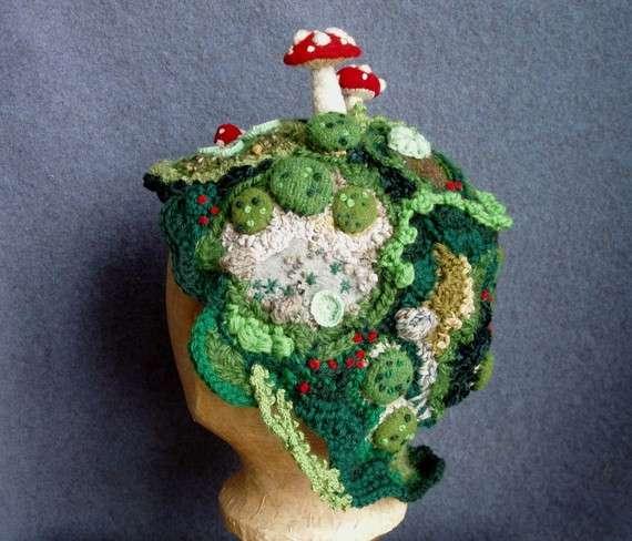 Marvelous Mossy Headwear