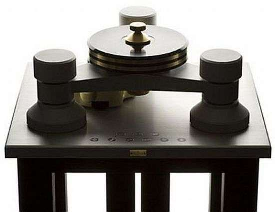 $300,000 Precision Turntables