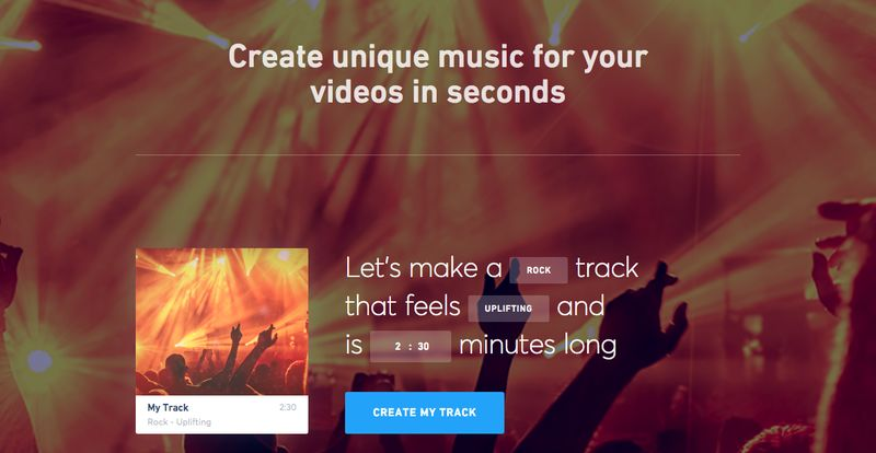 Soundtrack-Creating Platforms