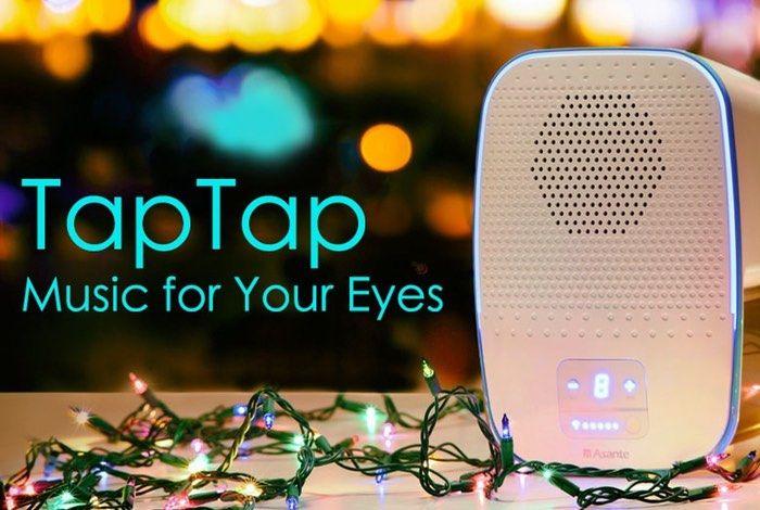 Customizable Light Show Speakers