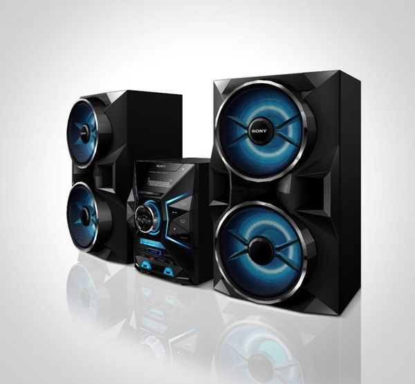 Compact Powerful Speaker Systems