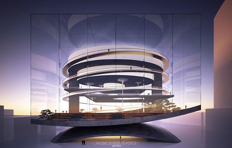 Transparent Concert Halls