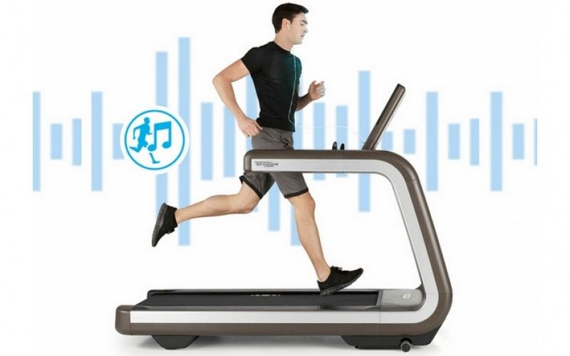 Interactive Musical Treadmills