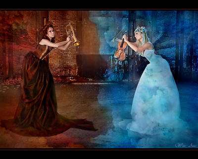 Gothic Fantasy Paintography