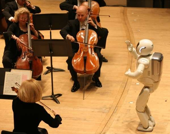 Maestro Robots In Action