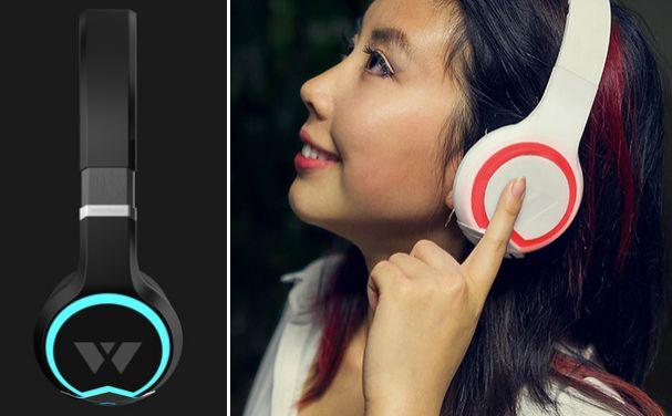 Sociable Bluetooth Headphones