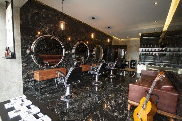 Hipster Mancave Salons