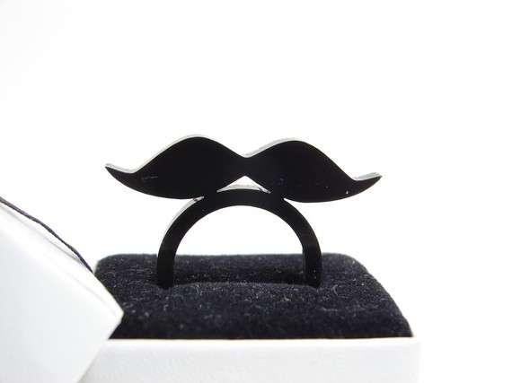 Hip Mustache Jewelry