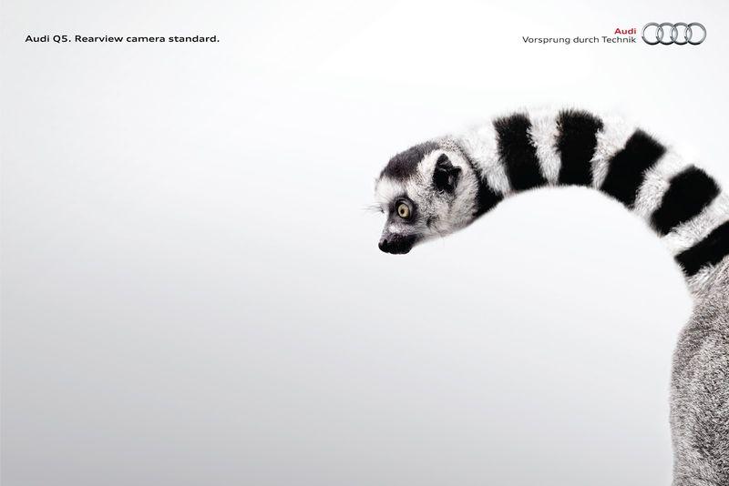 Mutated Animal Ads