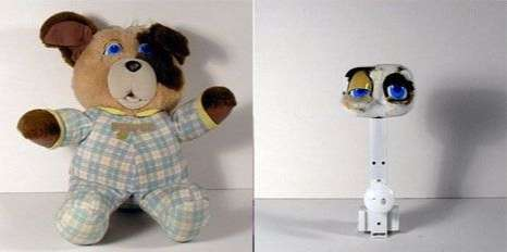 Horror Stuffed Animals