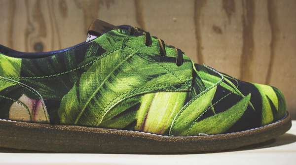 Wild Jungle-Inspired Shoes