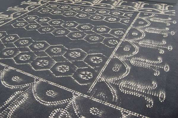 Short-Lived Granulated Rugs