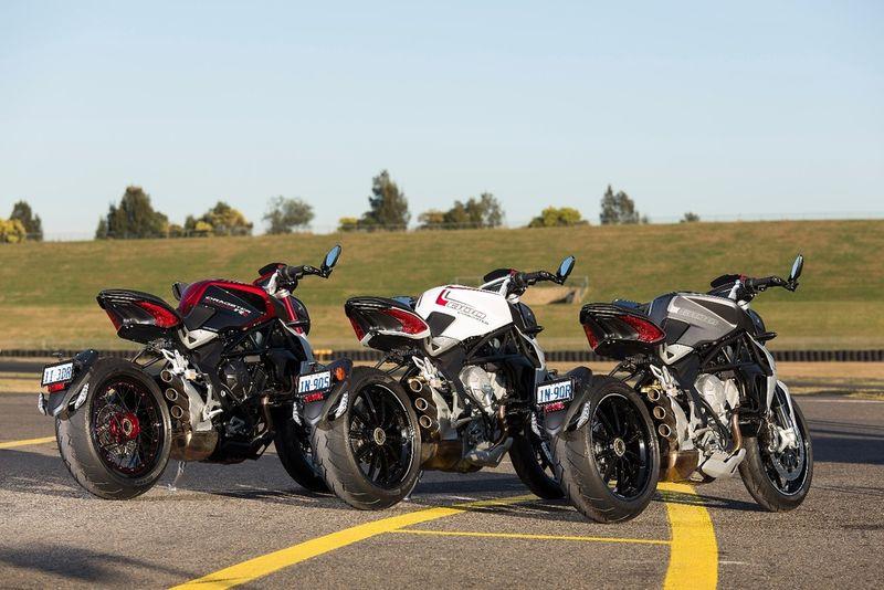 Gorgeous Italian Motorbikes