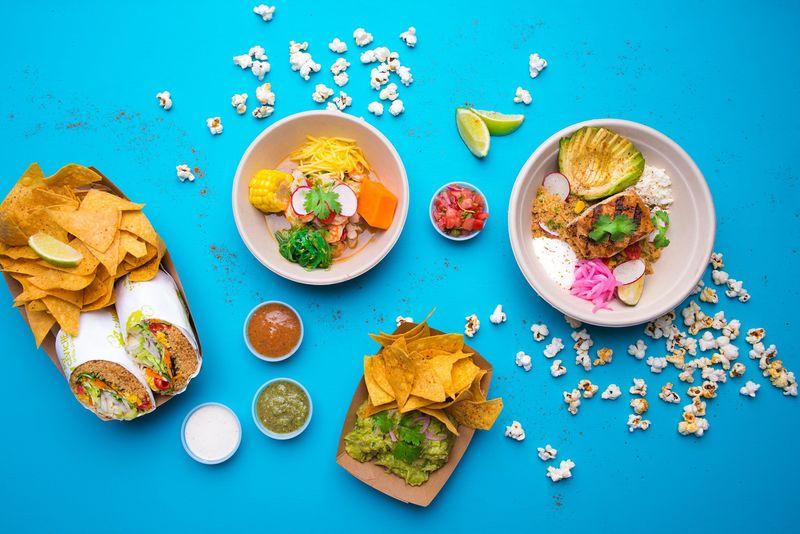 Grain-Based Raw Seafood Bowls