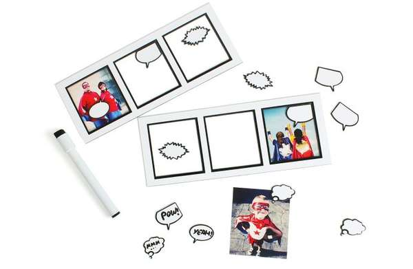 My Comic Life Magnetic Photo Frame