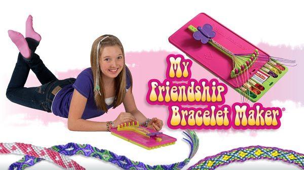 Friendship Bracelet-Making Kits