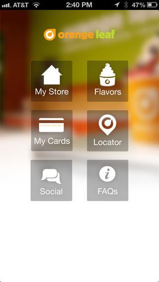 Frozen Yogurt Shop Apps