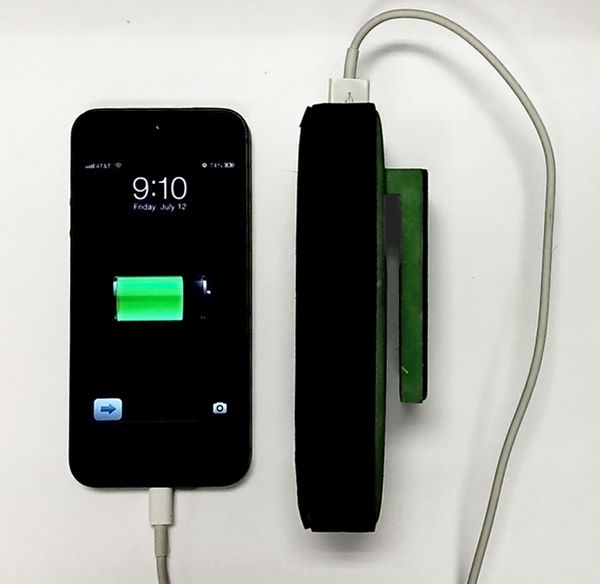 Kinetic Energy Charging Devices