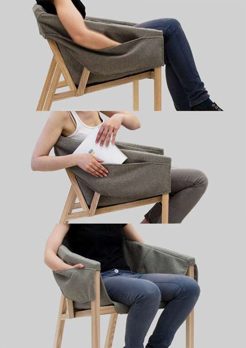 Built-In Pocket Seats